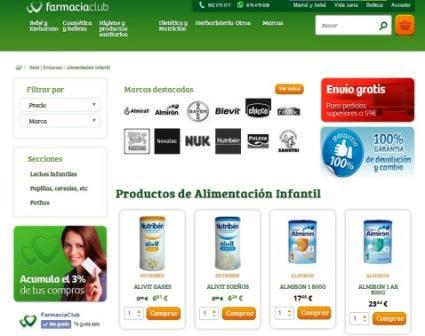 FarmaciaClubInfantil